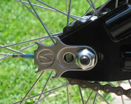 how to fix a bike chain that keeps falling off
